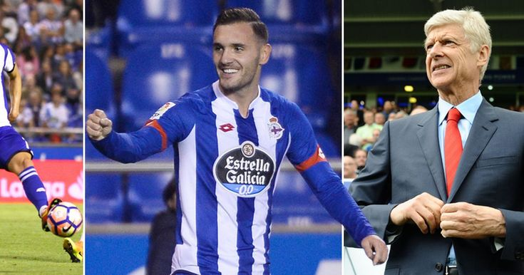 Arsenal transfer target Lucas Perez is in London to complete £17million Gunners move http://www.mirror.co.uk/sport/football/transfer-news/arsenal-transfer-target-lucas-perez-8708689