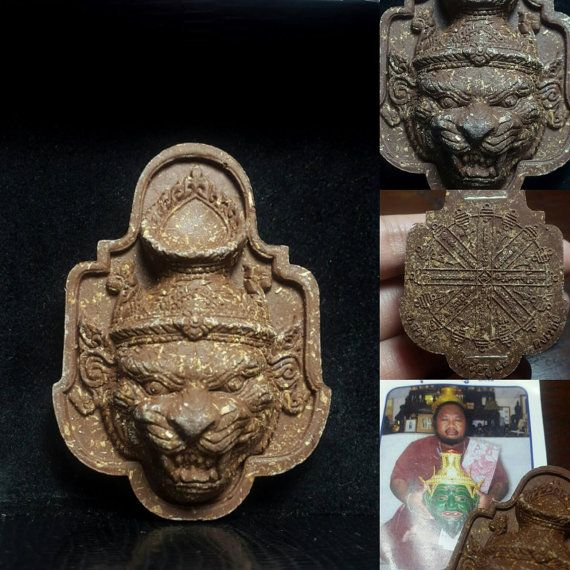 Hey, I found this really awesome Etsy listing at https://www.etsy.com/uk/listing/490343026/thai-amulet-occult-sorcery-holy-lucky