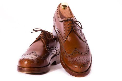 Gute Schuhpflege für gute Schuhe