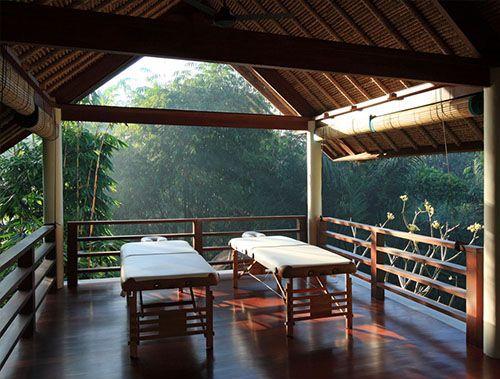 Resort spa hotel botique Ubud, Bali, The Purist Villas Spa, Ubud Bali