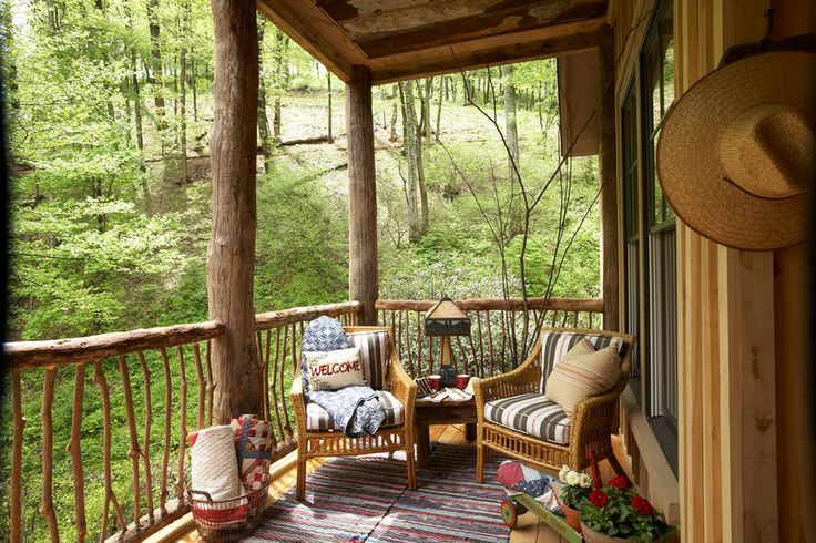 Reduce, Reuse, Recycle - Mountain Getaway - Southernliving. Developer Charlie…