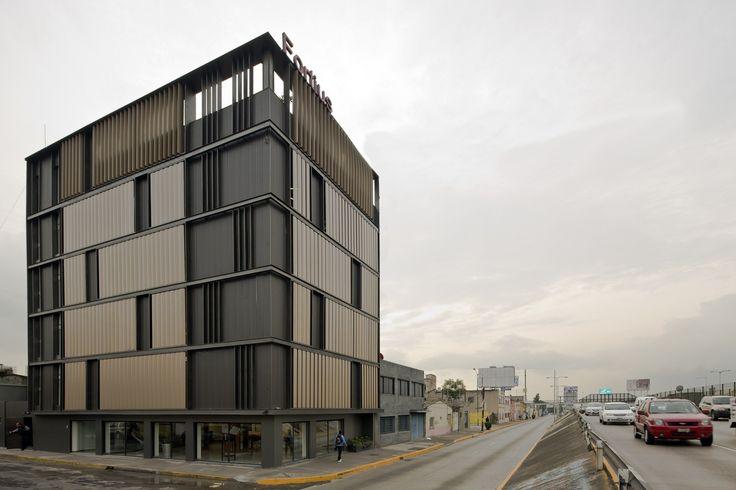 Renovation of México Fortius Office Building / ERREqERRE Arquitectura y Urbanismo