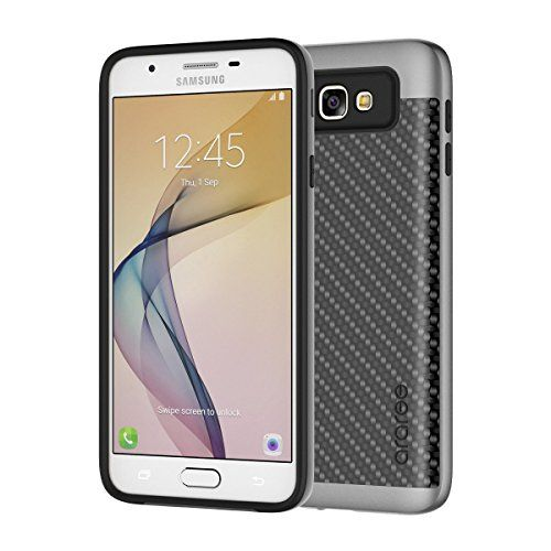 Galaxy J7 Prime Case, araree [Amy Classic] Dual Layer TPU.