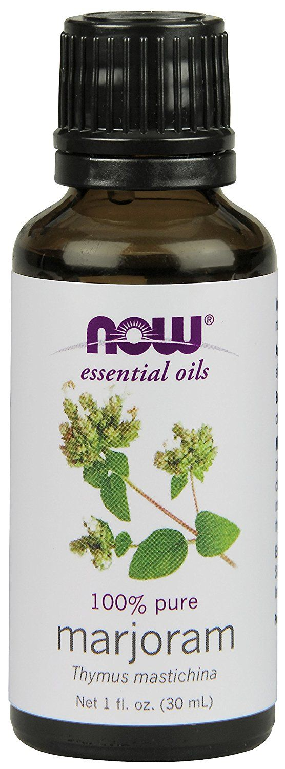 Now Foods Marjoram Oil, 1 Ounce > Review more details here : NOW essential oils