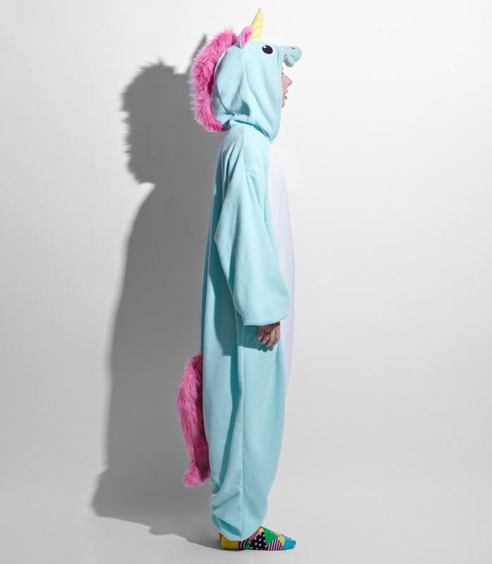 Japanese Unicorn Kigurumi Onesie... I know I'm supposed to be a grown-up, but I need this!