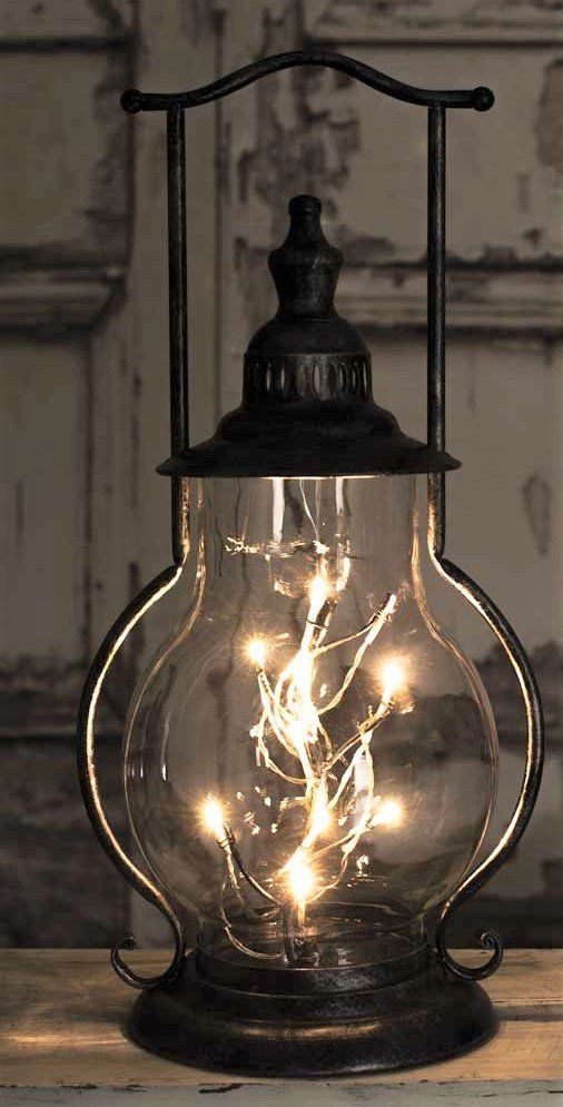 Rustic Luxe Angel Tears Steeple Lantern – Glory & Grace