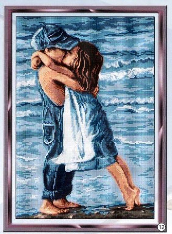 Besos en la playa 1/4