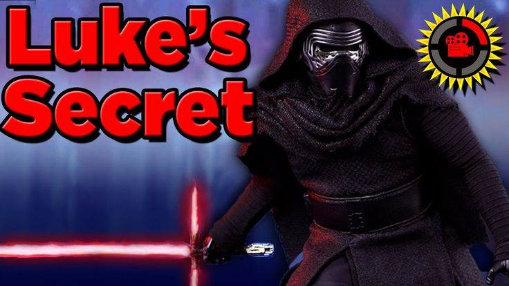 Film Theory: Is Luke EVIL in Star Wars: The Force Awakens? - YouTube