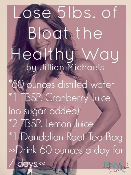 Why So Bloated?? How to Avoid Water Weight... - Jenni Raincloud