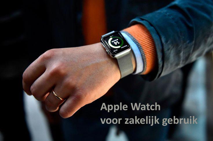 Apple Watch voor zakelijk gebruik | Overhoff Telecom & ICT