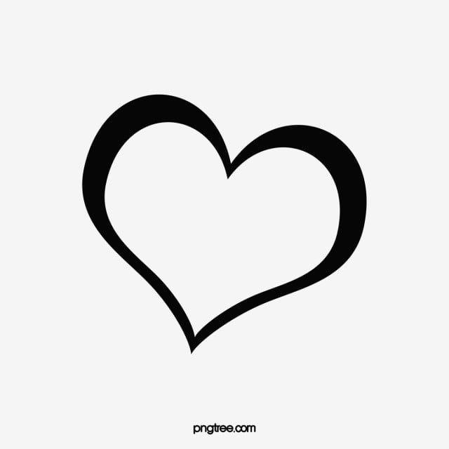 Vector Dibujado En Forma De Corazon Forma De Corazon Contorno Del Corazon Amor Corazon Png Y Psd Para Descargar Gratis Pngtree Heart Outline Henna Heart Heart Hands Drawing