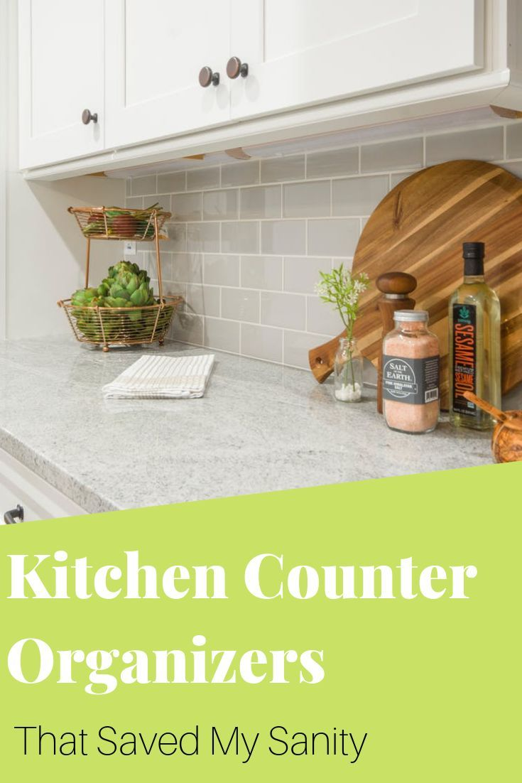 The Best Kitchen Countertops Organizers To Keep Your Kitchen Tidy Kitchen Countertops Best Kitchen Countertops Tidy Kitchen