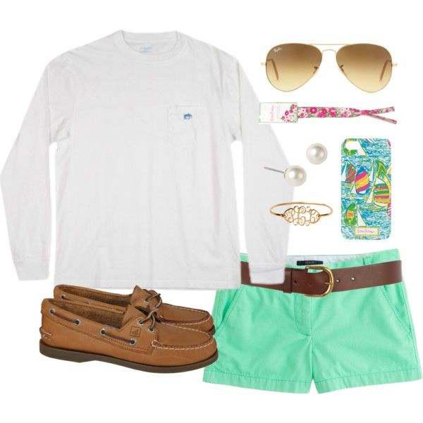 """""""OOTD"""" by classically-preppy on Polyvore"""