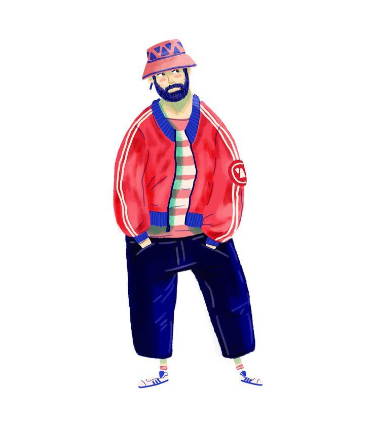 random guy by Koz