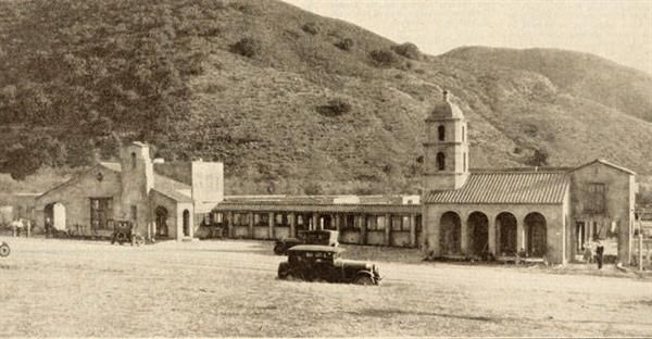"On December 12, 1925, the ""Motel Inn,"" the first motel in the world, opened in San Luis Obispo, CA. It stood at a mid-point location between Los Angeles and San Francisco, which took two days of driving on the roads at the time."