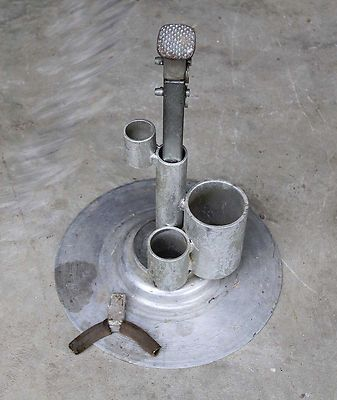 Good Aluminum Farrier Foot Stand, Horse Shoe Tool