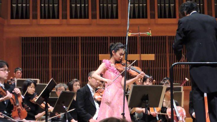 [EHMK 2013] - Sayaka Shoji (Tokyo Metropolitan Symphony Orchestra) - All...