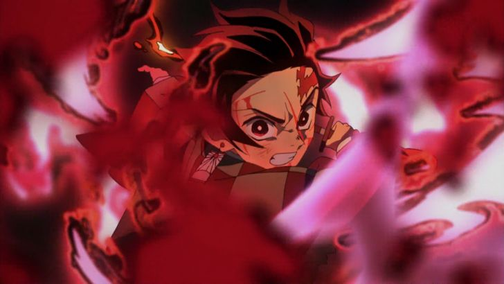 Demon Slayer / Kimetsu no Yaiba (KnB) EP 17 & 19 1440p