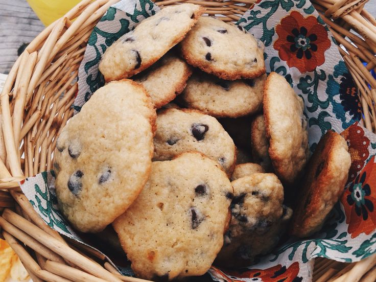 Summer Photo Diary: Picnic Cookies | A Little Bit Of G
