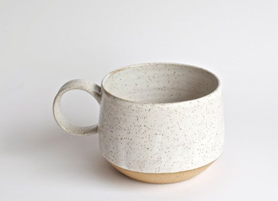 Latte Mug *READY TO SHIP * Handmade Pottery Mugs - Ceramic Cups - Rustic - Ceramic Mugs - Coffee Mugs - Hot Chocolate Mugs - Rustic Mugs