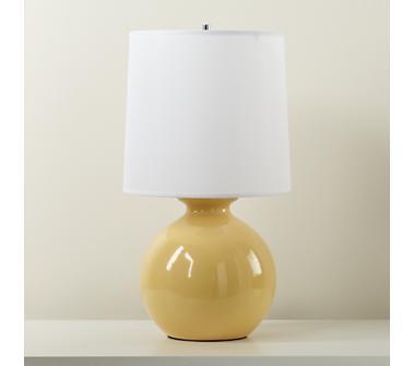 Land of Nod - Yellow Gumball Lamp