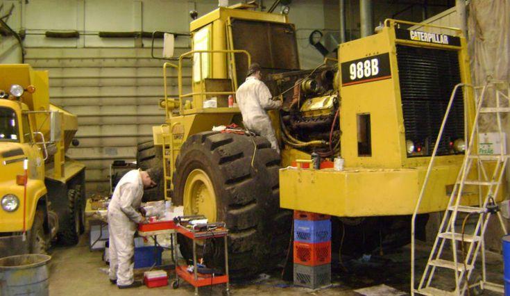 Big Fix Alaska Follows Master Mechanics As They Repair