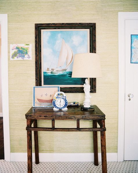 Console Table Photos Artworks The O 39 Jays And Nautical