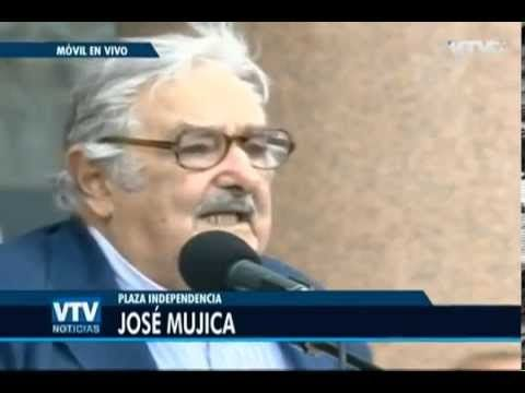 Emotivo discurso de despedida de Pepe Mujica a su pueblo. - Eco Republicano