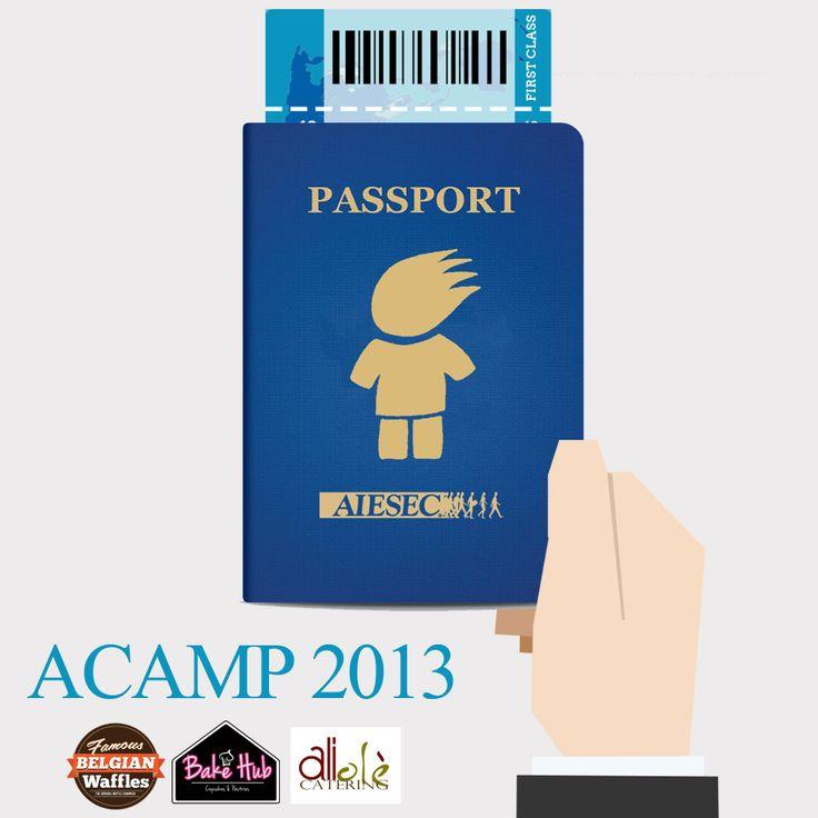 AIESEC Assimilation Camp 2013