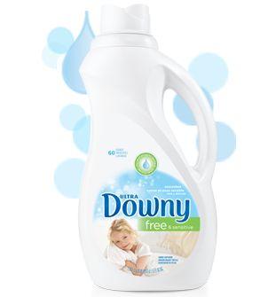 Free and sensitive liquid softener
