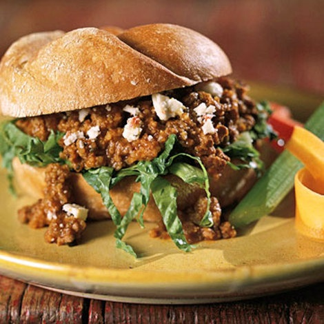 Greek-Style Sloppy Joes Recipe | Food Recipes - Yahoo! Shine