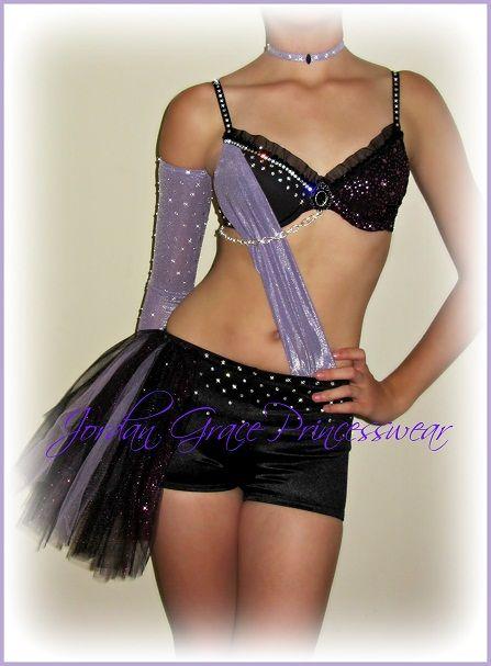 """""""E.T.""""-Jordan Grace Princesswear custom dance solo costume"""