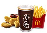 Nutrition Centre | McDonalds.ca