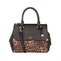 Fiorelli Mia Leopard Grab Handbag