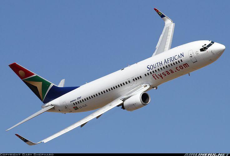 South African Airways  Boeing 737-85F