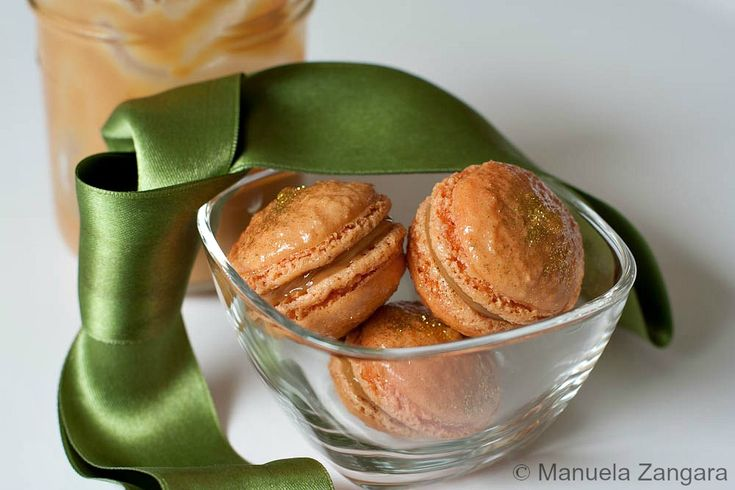 Check out Dulce de leche macarons. It's so easy to make ...