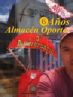 ALMACEN OPORTO: Sexto Aniversario, Más Allá De La Moda En Cartago