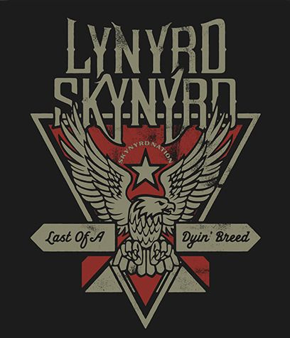 Lynyrd Skynyrd was an artist I grew up with. My dad used to play his songs in the car when we were driving and we would sing all of them together, and I've listened to his songs more than enough to be able to know when certain instruments played and to be able to hum the rythm.