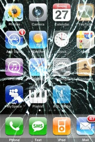 Best Crack Iphone Repair Images On Pinterest Apple Mac Data - 12 dumbest questions asked customers technicians 5 cracked