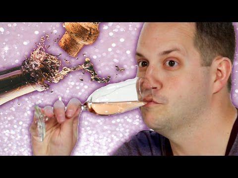 Cheap Vs. Expensive Champagne Taste Test - YouTube