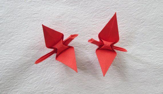 100 gru di Origami di carta 3 x 3 pollici 75 x 75 cm per