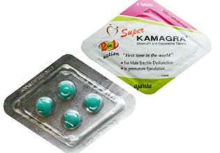 Super Kamagra is used to treat ED. It increases the body's capability to get and maintain an erection during sexual stimulation .