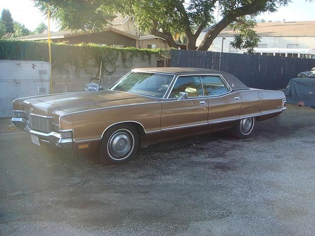 1971 MERCURY MARQUIS, Price $4,500.00, moreno valley, CA, 83,917 Miles, Brown / Brown Interior, Automatic, RWD, 429, 4, Hardtop Coupe, Classic / Antique, Features Air Conditioning, Power Steering, Power Windows, Power Brakes, Power Seat(s), Cruise Control, AM Only, Cloth