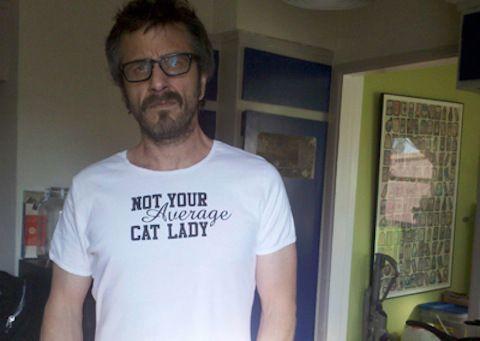 maron-cat shirt