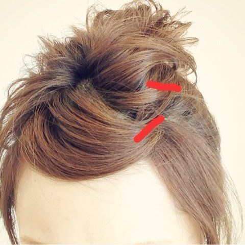 のばしかけの半端な前髪も、スッキリおしゃれに見せてくれるヘアアレンジをまとめました♡