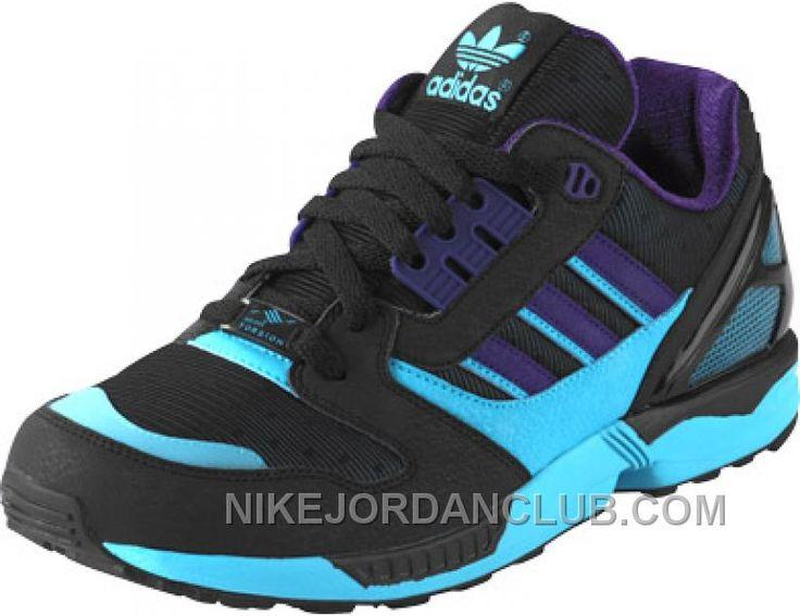 adidas zx 8000 black blue