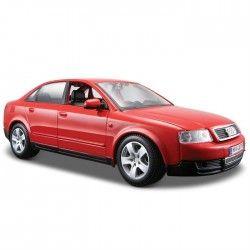 Maisto Audi A4 Diecast 1:24 Model Araba S/E Kırmızı