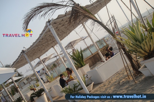 Goa Tourist palces