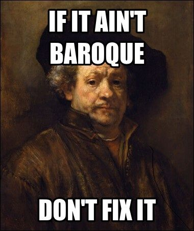 u An ongoing collection of art related memes   AP Art History                                                                                                                                                     More