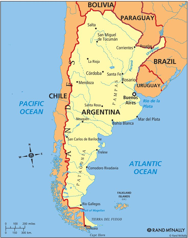 Best Argentina Map Ideas On Pinterest Buenos Aires Argentina - Argentina map to print
